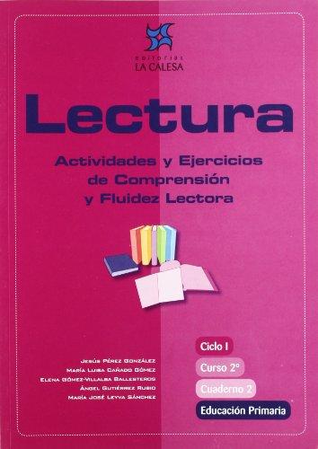 9788481051384: Lectura, actividades y ejercicios de comprensión y fluidez lectora, 2 Educación Primaria. Cuaderno 2