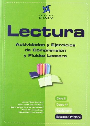 9788481051414: LECTURA 4 EP-CUAD.1-ACT.Y EJE.COMPR.LECT