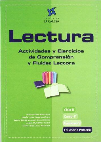 9788481051421: LECTURA 4 EP-CUAD.2-ACT.Y EJER.COMPRE.LE