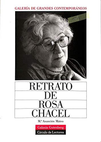 9788481090062: retrato_de_rosa_chacel