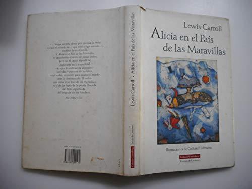 9788481090192: Alicia En El País de Las Maravillas (Spanish Edition)