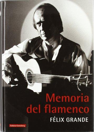 9788481090604: Memoria del flamenco (Ensayo)