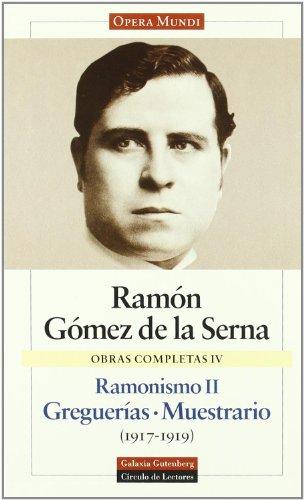 O.C.IV GOMEZ DE LA SERNA
