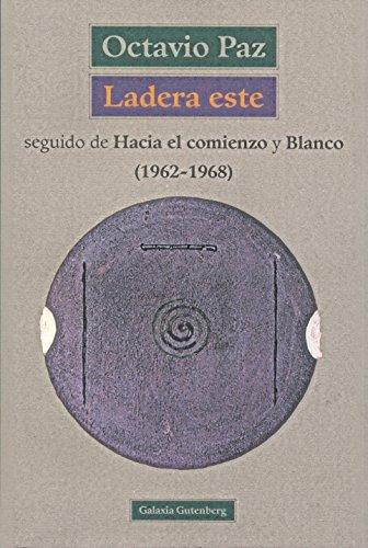 9788481091588: Ladera este/ East Slope (Spanish Edition)