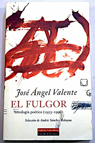 9788481091649: Fulgor, El (Spanish Edition)