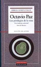9788481092066: Los privilegios de la vista: Obras completas. Vol.IV