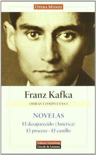9788481092585: Novelas: Obras completas. Vol.I: 1