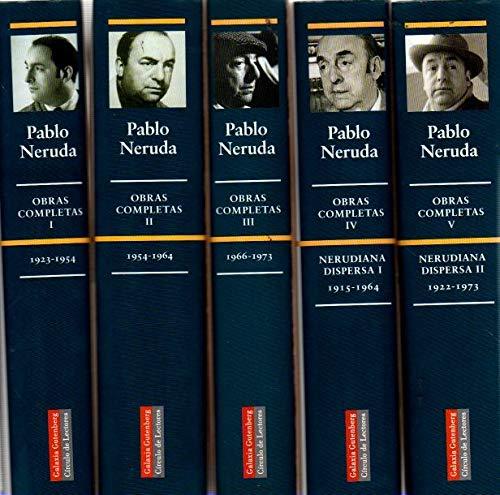 Obras completas (Opera mundi): Pablo Neruda