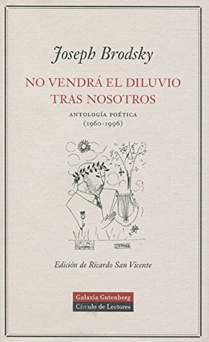 9788481092936: No vendra el diluvio tras nosotros/ The Problem Will Not Come From Us (Spanish Edition)