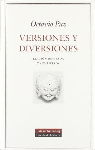 9788481093087: Versiones y diversiones (POESÍA)
