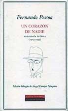 9788481093520: 6: Un corazón de nadie: Antología poética (1913-1935) (POESÍA)