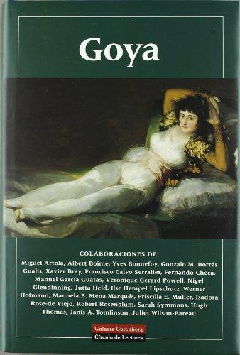 9788481093551: Goya (Fundación Amigos del Museo del Prado)
