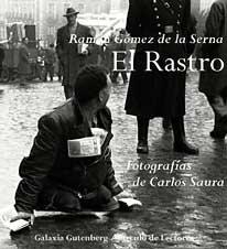 EL RASTRO - Ramon Gomez de la Serna
