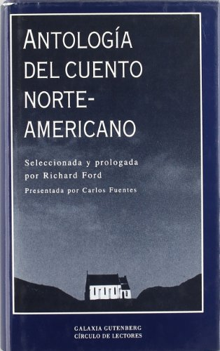 9788481093728: Antología del cuento norteamericano (Narrativa)