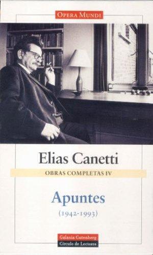 9788481093988: Apuntes (1942-1993): Obras completas. Vol.IV: 5