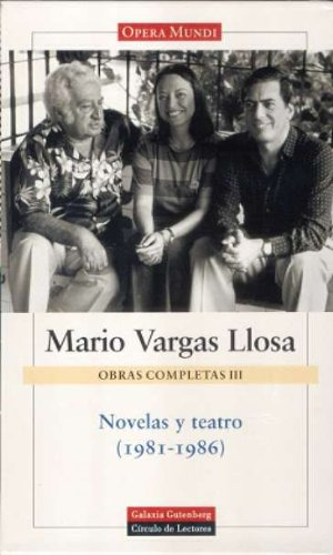 9788481095210: Novelas y teatro (1981-1986) / Novels and Plays (1981-1986) (Obras Completas: Opera Mundi / Complete Works: Opera Mundi) (Spanish Edition)