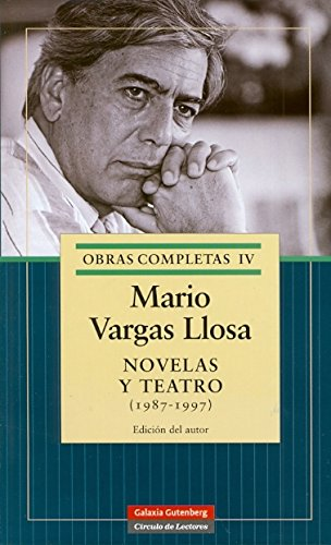 9788481095227: Novelas y teatro (1987-1997) / Novels and Plays (1987-1997) (Obras Completas: Opera Mundi / Complete Works: Opera Mundi) (Spanish Edition)