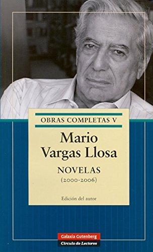 9788481095234: Novelas (2000-2006): Obras completas. Vol.V