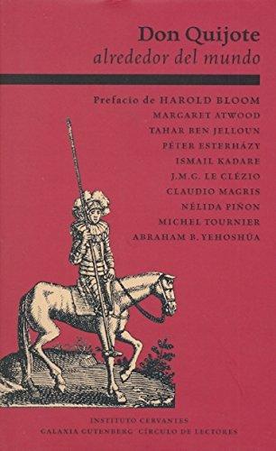 Don Quijote: Alrededor Del Mundo: Bloom, Harold