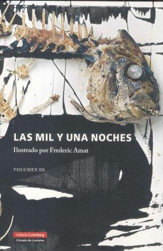 Las mil y una noches / A: Amat, Frederic (Illustrator)
