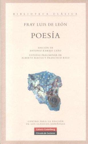 9788481096118: Poesía (Clásicos)