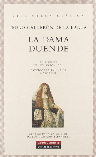 9788481096132: La dama duende / The Phantom Lady (Biblioteca Clasica) (Spanish Edition)