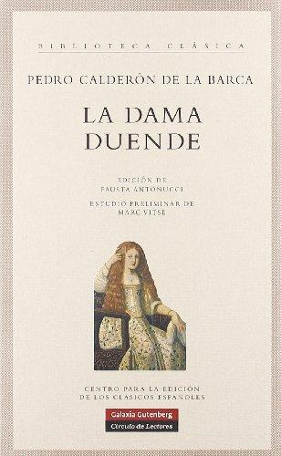9788481096132: La dama duende (Clásicos)