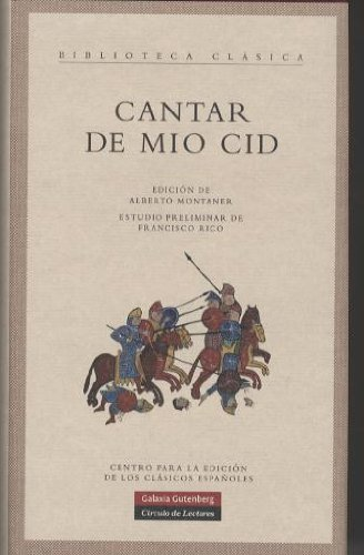 9788481096156: Cantar de Mio Cid/ The Lay of the Cid (Spanish Edition)