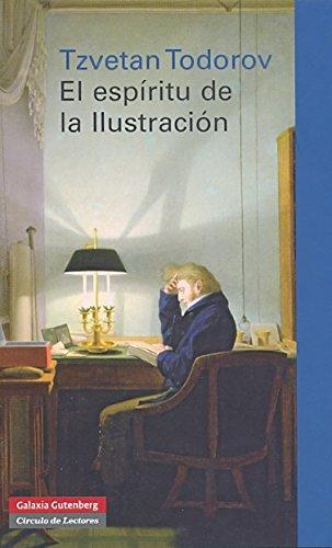 9788481097269: El espíritu de la ilustración (Ensayo)
