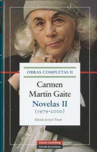 9788481097344: Novelas II (1979-2000)