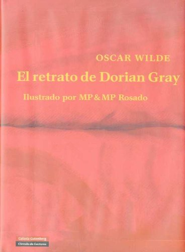 9788481097801: El retrato de Dorian Grey/ The portrait of Dorian Gray (Spanish Edition)