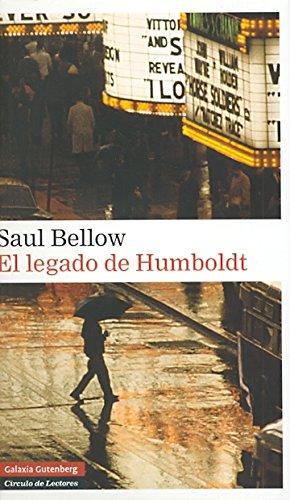 9788481097894: Legado de Humboldt, El (Narrativa)