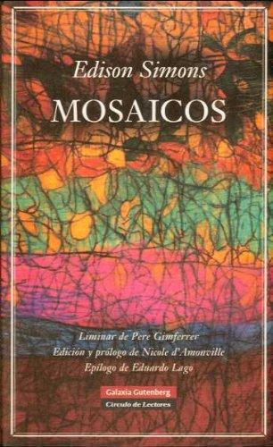9788481098112: Mosaicos (POESÍA)