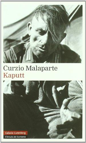 Kaputt (Narrativa) (Spanish Edition) - Malaparte, Curzio