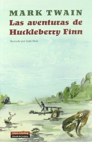 9788481099010: Aventuras de Huckleberry Finn, (Ilustrados)