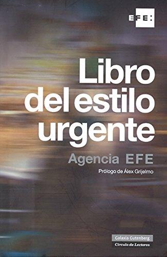 9788481099393: Libro del estilo urgente (Ensayo)