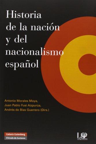 9788481099973: Historia de la nación y el nacionalismo
