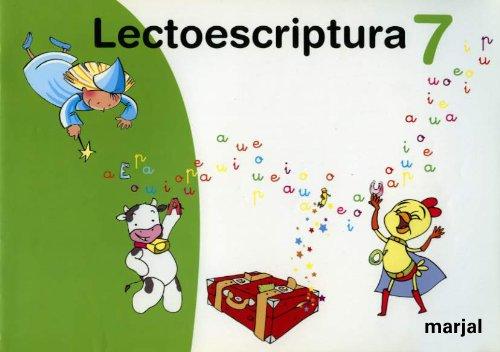 9788481158731: Lectoescriptura 7 - 9788481158731