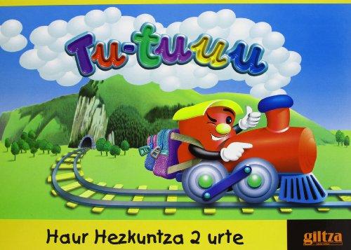 9788481183696: Tu-Tuuu! 2 Urte