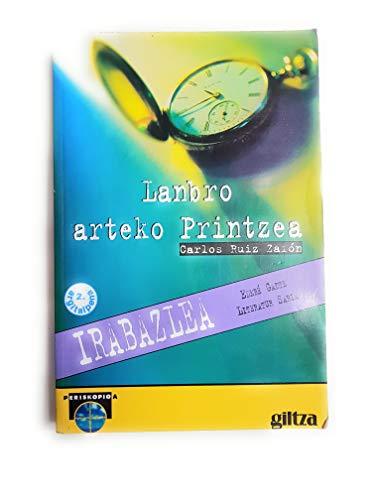 9788481185072: Lanbro Arteko Printzea (Periskopioa)