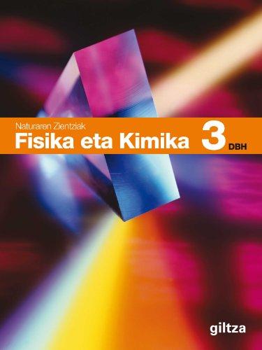 9788481189674: Fisika Eta Kimika 3 - 9788481189674