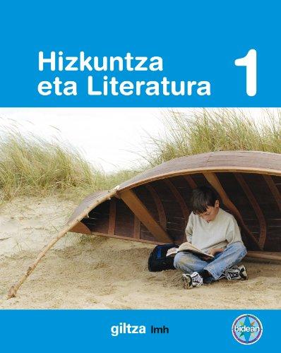 9788481189834: Hizkuntza Eta Literatura 1