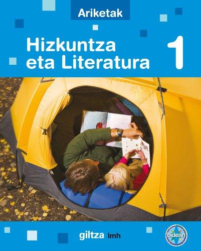 9788481189841: Ariketak Hizkuntza Eta Literatura 1 - 9788481189841
