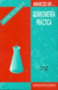 9788481210934: SA/2-Avances en quimiometría práctica