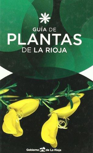 9788481253047: Guia de plantas de la Rioja
