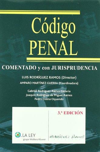 9788481262483: Codigo penal comentado y con jurisprudencia (3ª ed.)