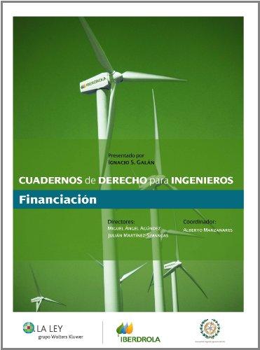 9788481266986: Financiación (Cuadernos de Derecho para ingenieros)