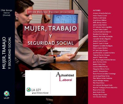 9788481267310: Mujer, trabajo y Seguridad Social (Actualidad laboral)