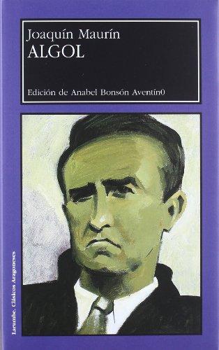Algol (tapa) (Paperback): Joaquín Maurín Juliá
