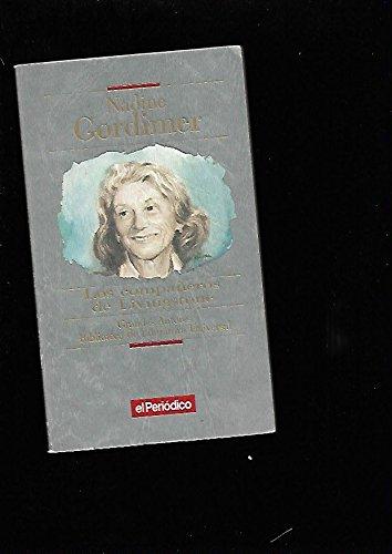 LOS COMPANEROS DE LIVINGSTONE (8481300179) by Gordimer, Nadine
